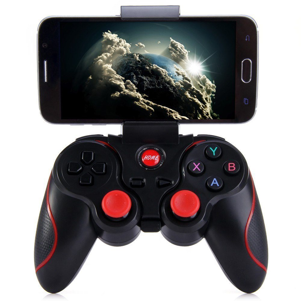 Bluetooth Gamepad for PC/Smartphone/Tablet - Easy GEEK Life